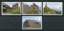 St Helena 2017 MNH Post Box Walks 4v Set Tourism Landscapes Mountains Stamps