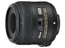 Nikon 40 mm F/2.8 AF-S DX G Makroobjektiv vom Fachhändler