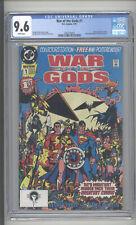 WAR OF THE GODS  #1   CGC 9.6