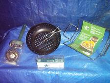 Big Green Egg.accessories.new.lot 2.local pick up.Atlanta, Ga.