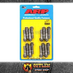 """ARP CONROD BOLTS 7/16"""", 1.6"""" UHL GENERAL REPLACEMENT BOLTS - AR200-6006"""