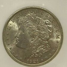"1921 $1 Morgan Dollar - NGC ""Binion Collection"""