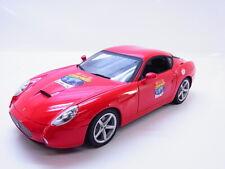 LOT 58831 | Hot Wheels Ferrari 575 GTZ Zagato rot Modellauto 1:18