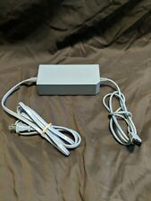 Nintendo Wii Power Cord Power Supply OEM Genuine (RVL-002) Cleaned & Tested
