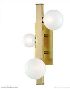 Mini Hinsdale LED Wall Sconce By Hudson Valley Lighting