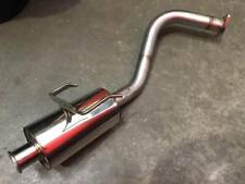 Nissan Micra K11 Stainless Steel Rear Sports Exhaust Box
