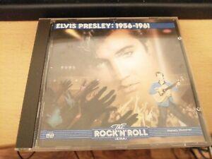Elvis Presley 1954-1961 The Rock 'N' Roll Era CD Time Life WEST GERMANY VGC