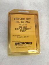 Bedford Repair kit 20-1500 Replaces Graco 220-877 Gm 5000 Displacement Pump