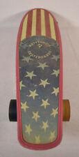 Kryptonics Skateboards USA Flag Mini Penny Board Long board 22 x 6