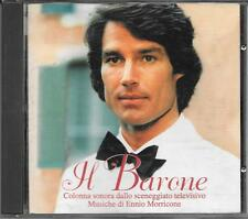 "ENNIO MORRICONE - RARO CD 1995 FUORI CATALOGO "" IL BARONE "" AMII STEWART"