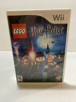 LEGO Harry Potter: Years 1-4 (Nintendo Wii, 2010) Complete