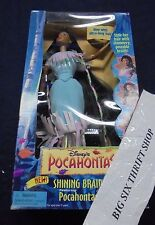 Disney's Pocahontas Shining Braids Doll by Mattel 1995