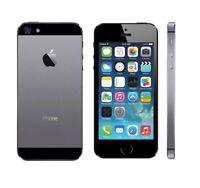 APPLE IPHONE 5S 64gb Nero Sbloccato Dual Core 8mp Camera Ios 4g Lte Smartphone
