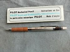 PILOT Mechanical Pencil -  H- 2085 - 0.5 mm - WOOD GRIP - New Old Stock - 1 PC