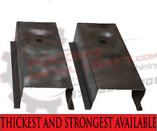 Body Mount Middle LH RH Jeep Wrangler TJ 97-06 Tub Rust Repair Driver Passenger