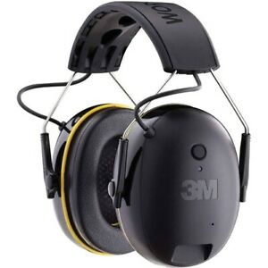 WorkTunes Connect Bluetooth Hearing Protector - Stereo - Mini-phone - Wired/Wire