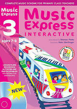 Music Express Interactive - 3: Ages 7-8: Single User License by Maureen...