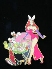 Disneyshopping.com Jessica Who Framed Roger Rabbit Easter Bunny Pin LE 250