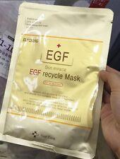 Lot of 10pcs Korean Elyciang EGF Skin Miracle Recycle Mask Hospital Use #tw