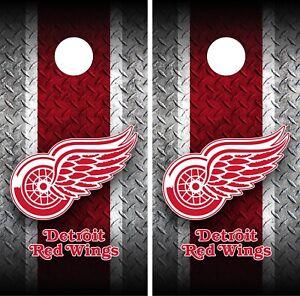 Detroit Red Wings  Skin Vinyl Board NHL Sports Vinyl Decal YD601