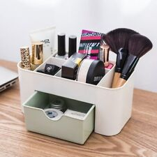 Plastic Makeup Organizers Storage Box Cosmetic Drawers Jewelry Display Box Case