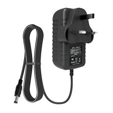 UK MAINS AC POWER ADAPTER CHARGER PLUG FOR BREMSHEY ORBIT CONTROL CROSS TRAINER