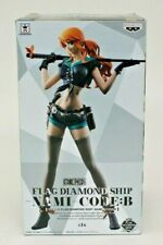 BANPRESTO Flag Diamond Ship - Nami - Code:B from One Piece In Box