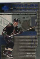 Keith Tkachuk 1999-00 Upper Deck Marquee Attractions #MA14 Phoenix Coyotes