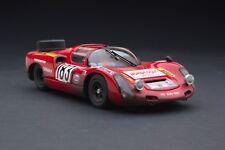 RACE WEATHERED / Exoto 1967 Porsche 910 / Tour De France / 1:18 / #MTB00063AFLP