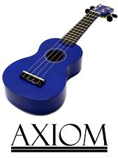 Axiom Spectrum Beginner Ukulele Kids Ukulele - Blue