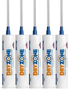 5 x Tubes Dryzone Dpc Injection Cream 310ml | Damp Proof Injection Cream