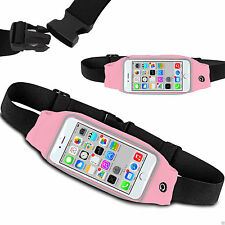 Sports Fitness Gym Running Waistband Case Cover For Acer Liquid Glow E330