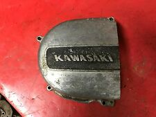 Kawasaki F11 250 Engine Magneto Cover  1974   Stator  Rotor  Side  Case