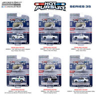 Greenlight - 1:64 Hot Pursuit Series 35 6 Different Models Available