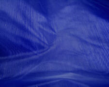 1.5m Navy Blue Sheer Organza Fabric 150cm Wide Wedding Craft Quality FREE PP
