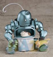 Anime Fullmetal Alchemist  Alphonse Elric Action Figure Figurine PVC Toy 12cm