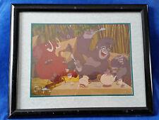 Disney Exclusive Commemorative Lithograph 2000 Tarzan w/ frame 8x10