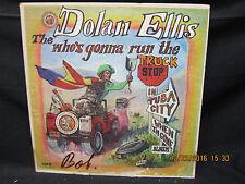 Dolan Ellis -  Who's Gonna Run the Truck Stop In Tuba City When I'm Gone Album