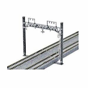 New Kato 23-063 Truss Catenary Pole for Double Tracks 6 pcs