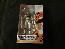POWER RANGERS LIGHTNING COLLECTION WHITE RANGER MMPR MIGHTY MORPHIN NEW HASBRO