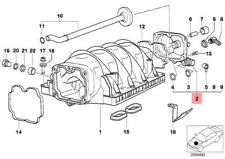 Genuine BMW E31 E38 E39 Coupe Engine Crankcase Vent Valve OEM 11617501563
