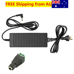 AC240V to DC12V 10A Transformer Power Supply Adapter for LED Strip Router Laptop