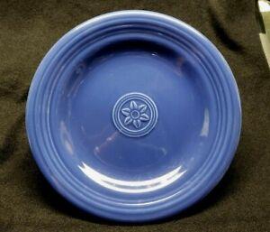 """Set of 4 Oneida Petals 8"""" Salad plates Discontinued Blue Bell"""
