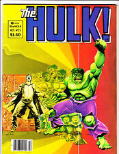 """Hulk  No.23    : 1980 :    : """"A Very Personal Hell"""" :"""