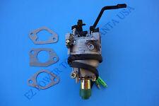 PowerStroke 6250 5000 Watt PS905000 PS905000B-D Generator Carburetor Manual A