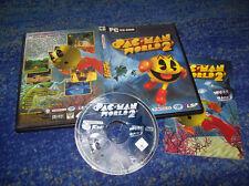 Pac Man World 2 PC Top ! Super Spiel mit Handbuch Pacman PC
