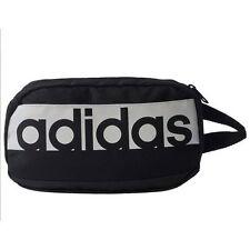 2017 Adidas Linear Performance Waist Bag Sports Sack Black Belt Bumbag S99983