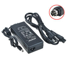 4-Pin AC/DC Adapter For LG CAM-1550 LCD Monitor Battery Charger Power Supply PSU