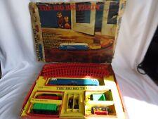 More details for vintage 0 gauge the big big train set boxed complete blue flier rv267 untested