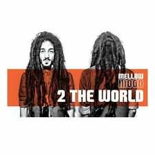 MELLOW MOOD - 2 THE WORLD - LP BLACK VINYL NEW SEALED 2015 - COPY #102/300